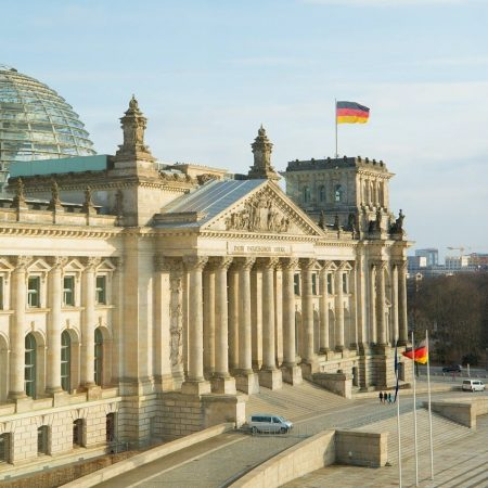Berlin sightseeing with City Circle hop-on hop-off bus Yellow or Purple Line